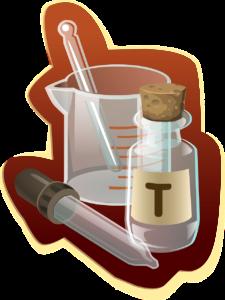 銀染色試薬の作製・組成(1L, ミニゲル約20枚分)