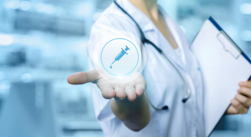 ワクチンの製造販売も事業とする製薬メーカーの就職先候補